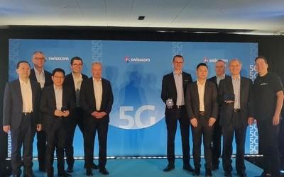 Qualcomm与瑞士电信 为欧洲带来首批5G商用服务