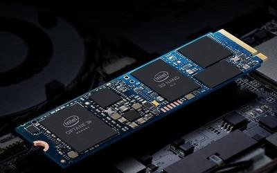 集Intel傲腾与QLC NAND技术为一体的固态盘全新上市
