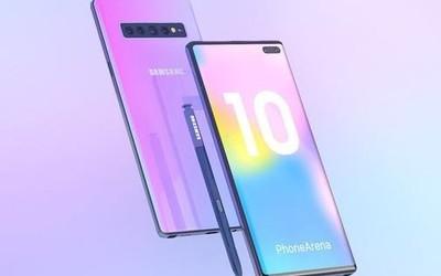 三星Note10 Pro參數曝光 6.75英寸屏幕/后置4攝/5G