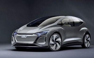 """奥迪AI:ME概念车融入娱乐功能 打造移动的""""舒适圈"""""""