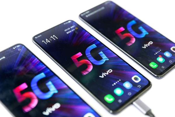 vivo 5G預商用場景體驗展示