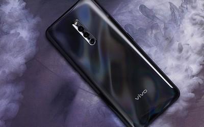 塔罗屏设计配3200万前置镜头 vivo X27 Pro拍出你的美