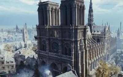 育碧官方发声!邀你零成本体验失火前的巴黎圣母院
