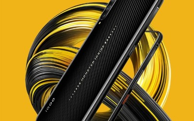 iQOO武士黑版本今日开启预售 骁龙855配12GB大运存