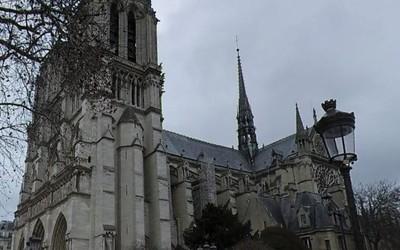 想看巴黎圣母院 百度百科博物馆上线全景版巴黎圣母院