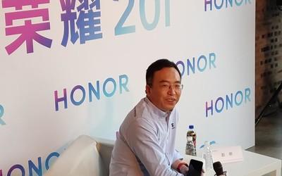 专访赵明:荣耀20系列旗舰5月发布 或参评DxOMark