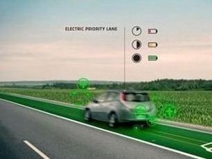 """电动汽车""""跑""""着也能充电?瑞典计划修建可充电道路"""