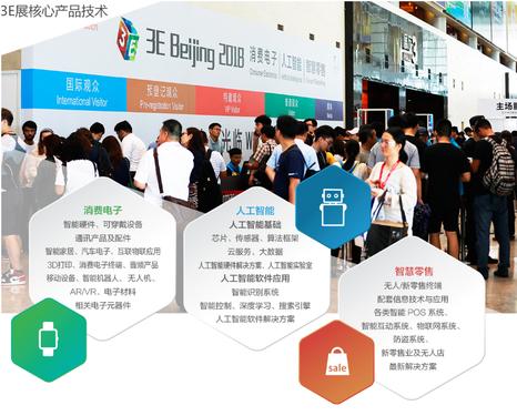 国家级协会助力3E展,打造中国消费电子