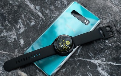 三星Galaxy Watch Active�w� �p薄舒�m的〓生活最佳伴�H
