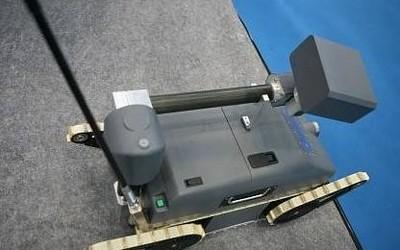 可空投的机器人冲锋陷阵 杀入危险区域带回安全数据