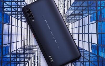 vivo iQOO手机武士黑版明日开售 骁龙855/12GB大运存