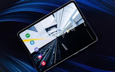 三星Galaxy Fold折叠屏手机跑分公布 有钱难买真机!