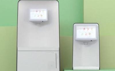 百事可乐推出饮水机系统 一起来DIY你的专属饮料吧