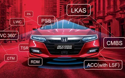 美国市场对SUV的需求极速增长 本田雅阁生产暂被放缓