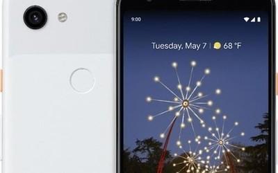 谷歌Pixel 3a高清渲染图 骁龙670加持/或5月7日发布