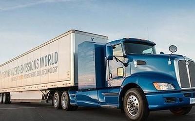 丰田Project Portal:零排放氢电池卡车即将投入运营