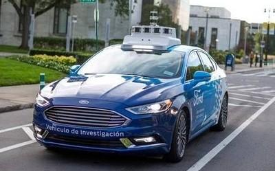 普通道路太小儿科 福特自动驾驶更偏爱挑战复杂环境