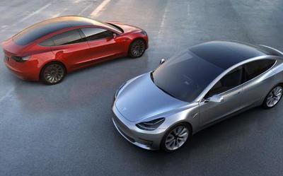 特斯拉右舵Model 3即将上线 英国等地下月开启预定