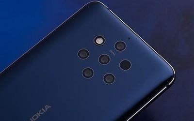 ?#21331;?#20116;摄手机Nokia 9 PureView开售 一种配置5499元