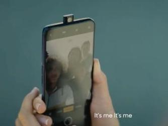 realme新机首次曝光 前置升降镜头设计厚度有些感人