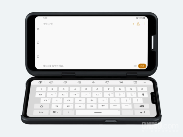 LG V50 ThinQ独有配件