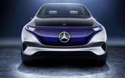 奔驰首款EQC全电动SUV上线生产 正式开启电气化之路