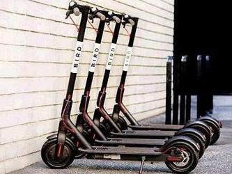 美国共享电动踏板车公司转变经营策略 实现租售并行