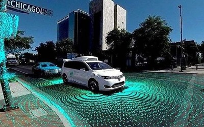 自动驾驶+网约车 Lyft用户尝鲜体验Waymo自动驾驶