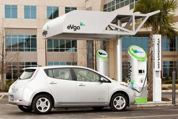 EVgo充电桩