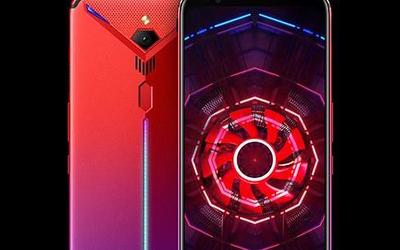 红魔3战地迷彩/红蓝竞技版将开售 12GB大内存4299元