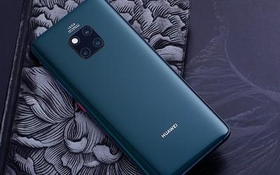 2019年Q1智能手机品牌保有率 华为第一/iPhone第三