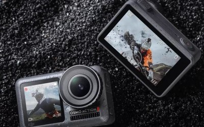 大疆发布Osmo Action灵眸运动相机 GoPro坐不住了£¿