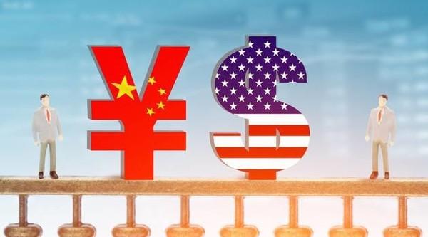 中美贸易战(图源网络)