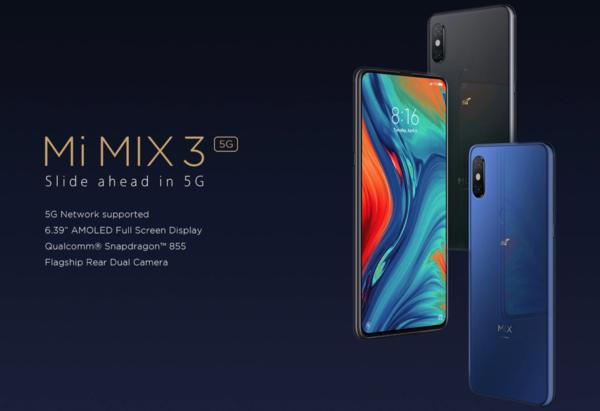 小米MIX3 5G