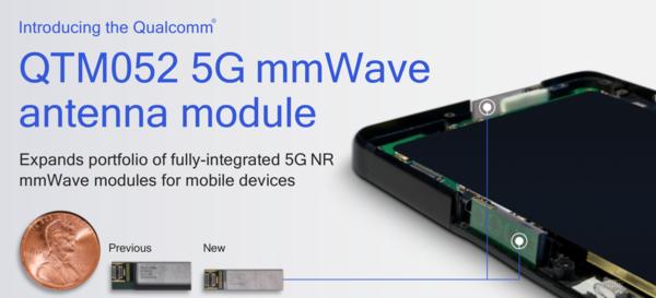 第二代5G毫米波天线模组