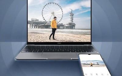 """回馈MateBook老用户 华为""""一碰传""""现在可以免费升级"""