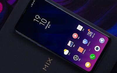 小米MIX 4參數配置曝光 或搭載屏下鏡頭實現全面屏