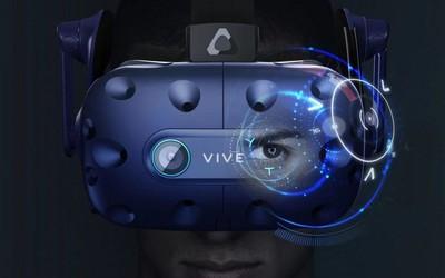 HTC Vive Pro Eye今日正式开启预售 脱离手柄更酷炫!