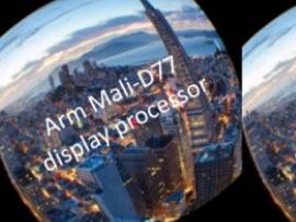 Arm发布mali-D77显示处理器 致力打造高性能VR头盔