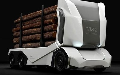 瑞典公司Einride无人驾驶卡车上路送货 时速可达85公里