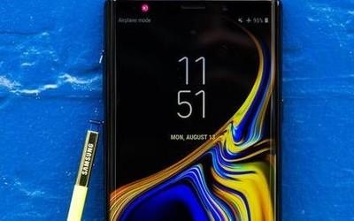 三星Note10核心配置再曝光 取消全部手機實體按鍵?