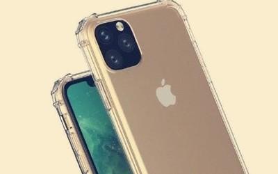 2019款新iPhone渲染圖曝光 6.5英寸屏+后置三攝像頭