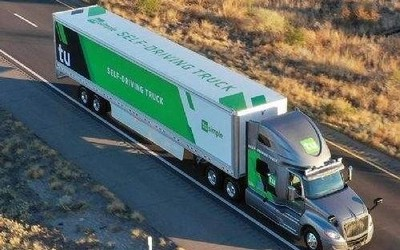 自駕卡車獲美國郵政大單 自信千米探測無懼惡劣天氣