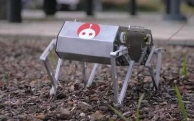 接地气!机器人Doggo全组件可网购成本低于3000美元