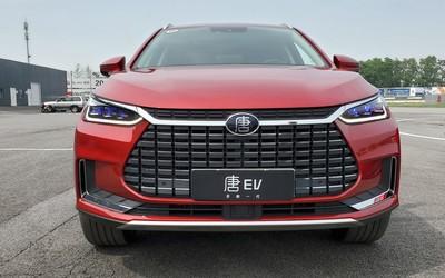 比亚迪5月22日收到国家新能源汽车推广补贴34.58亿元