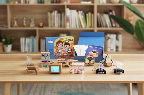 童心制物编程造物盒