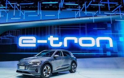 多项安全保障加持 奥迪全电动e-tron获五星安全评级
