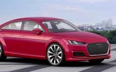 概念革新 奥迪将以电动版本替换TT轿跑 A8将随其后