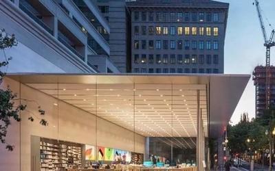 波特兰苹果商店5月31日重新开张 视频墙将如期上线