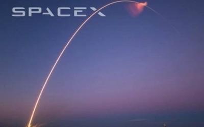 SpaceX一口氣發射60枚網絡衛星 并成功回收一級火箭